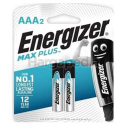 Energizer Max Plus Battery 2AAA
