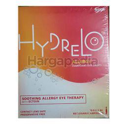 Hydrelo Allergy Lubricant Eye Drop 10x0.5ml
