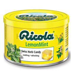 Ricola Swiss Herb Candy Lemon Mint 100gm