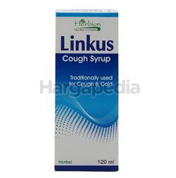 Linkus Cough Syrup 120ml