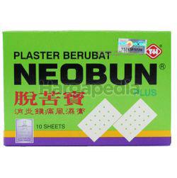 Neobun Plus Plaster 10s