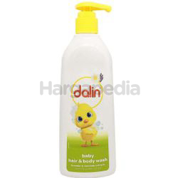 Dalin Baby Hair & Body Wash Lavender & Camomile 500ml