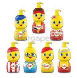 Dalin Chick Toy Bottle Baby Hair & Body Wash 650ml
