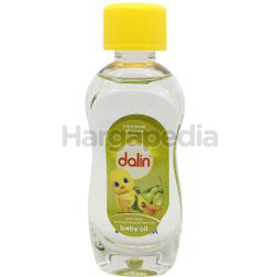 Dalin Baby Oil with Olive, Avocado & Almond Oils 100ml