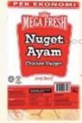 Mega Fresh Chicken Nugget 2kg
