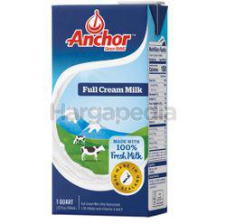 Anchor UHT Milk Full Cream 1lit