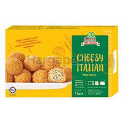 Kawan Cheesy Rice Bites Cheesy Italian 250gm