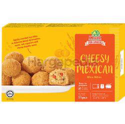 Kawan Cheesy Rice Bites Cheesy Mexican 250gm