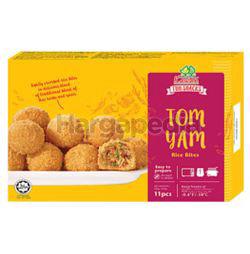 Kawan Cheesy Rice Bites Tom Yam 250gm
