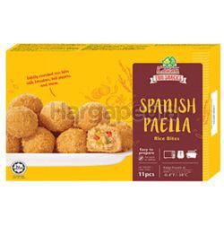 Kawan Cheesy Rice Bites Spanish Paella 250gm