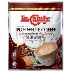 In-Comix Ipoh White Coffee 15x35gm