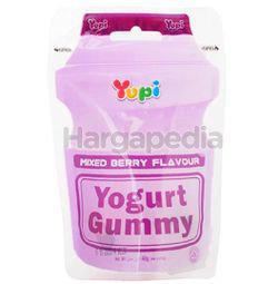 Yupi Yogurt Gummy Mixed Berry 40gm