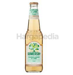 Somersby Elderflower Lime Cider Bottle 330ml