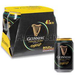 Guinness Stout Can 4x320ml