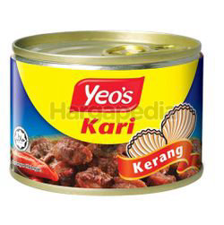 Yeo's Canned Cockles Curry 160gm
