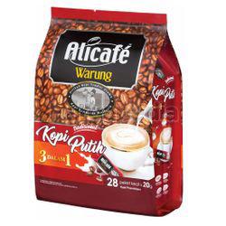 Ali Cafe 3in1 Warung White Coffee 28x20gm