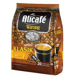 Ali Cafe 3in1 Warung Classic Premix Coffee 20x20gm