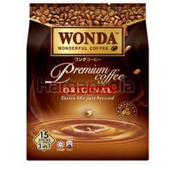Wonda 3in1 Coffee Mix Original 15x35gm
