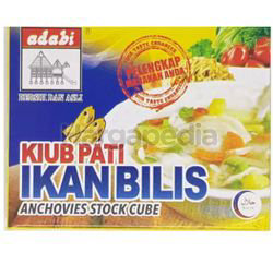 Adabi Anchovy Stock Cubes 60gm