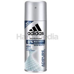 Adidas Men Deodorant Spray Adipure 150ml