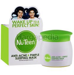 Nuteen Acne & Pimples Sleeping Mask 35gm