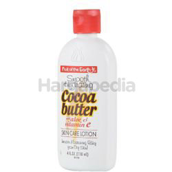 Fruit of the Earth Cocoa Butter Lotion 118ml