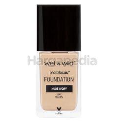 Wet N Wild Photo Focus Foundation 1s