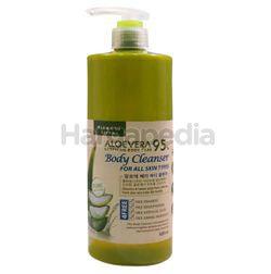 Miseoul Aloe Vera Body Wash 500ml