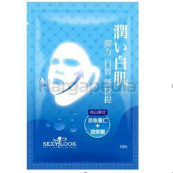 Sexy Look Double Lifting Mask Pearl Barley + HA 1s