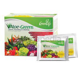 Greenlife Aloe Oat-Greens 15x18gm