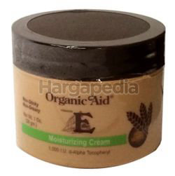 Organic Aid Vitamin E Moisturizing Cream 1oz
