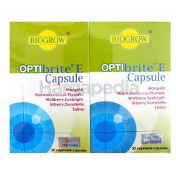 Biogrow Optibrite 500mg 2x30s