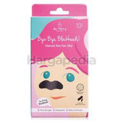 Au Fairy Charcoal Nose Pore Strip 10s