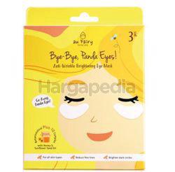 Au Fairy Anti-Wrinkle Brightening Eye Mask 3s