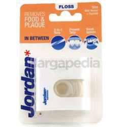 Jordan Dental Floss In Between 50m 1s