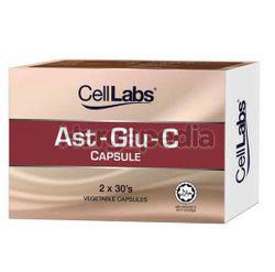 Celllabs Ast-Glu-C 2x30s
