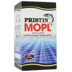 Pristin MOPL Omega-3 Fish Oil 650mg 90s+10s