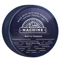 Machine Matte Pomade 80gm
