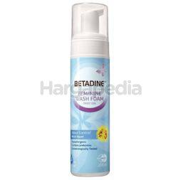 Betadine Feminine Wash Foam Pump Odour Control 200ml