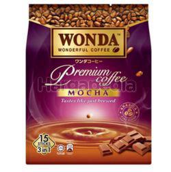 Wonda 3in1 Coffee Mix Mocha 15x35gm
