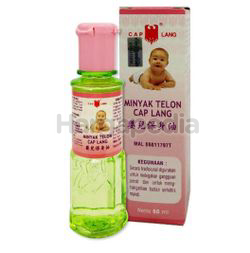 Eagle Brand Minyak Telon 60ml