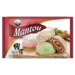 Figo Mantou Chocolate 320gm