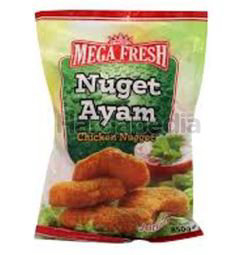 Mega Fresh Chicken Nugget 850gm