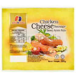 Ayamadu Cheese Chicken Frankfurter 300gm