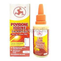 Three Legs Povidone Iodine 60ml