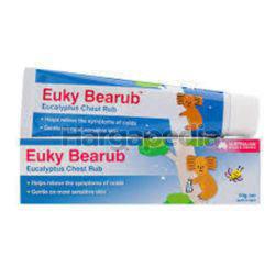 Euky Bearub Eucalyptus Chest Rub 50gm