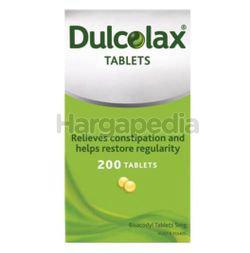 Dulcolax Tablet 5mg 200s
