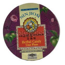 Nin Jiom Candy Ume Plum 60gm