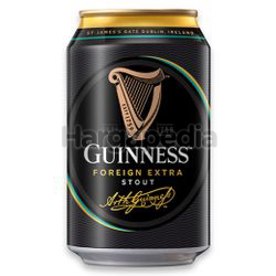 Guinness Stout Can 320ml