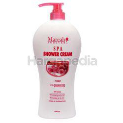 Mareah Shower Cream Rose 1lit